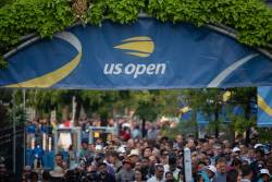 Asa am trait Ana Bogdan cu Harriet Dart in primul tur la US Open
