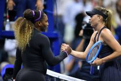 Serena Williams n-a avut mila de Maria Sharapova