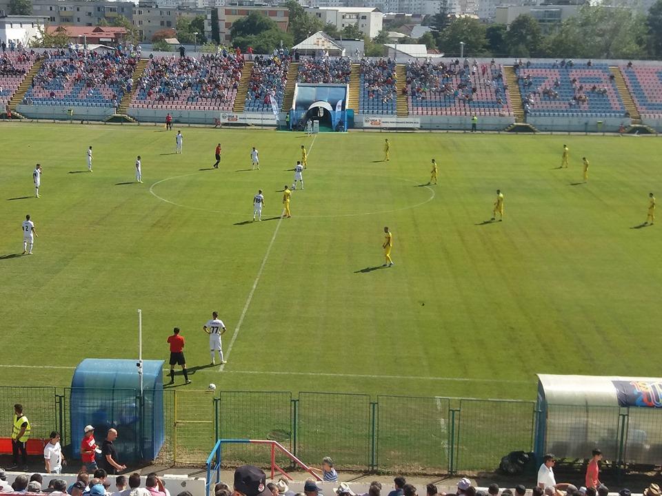 CS Mioveni invinge liderul din Liga 2 si trece la conducere