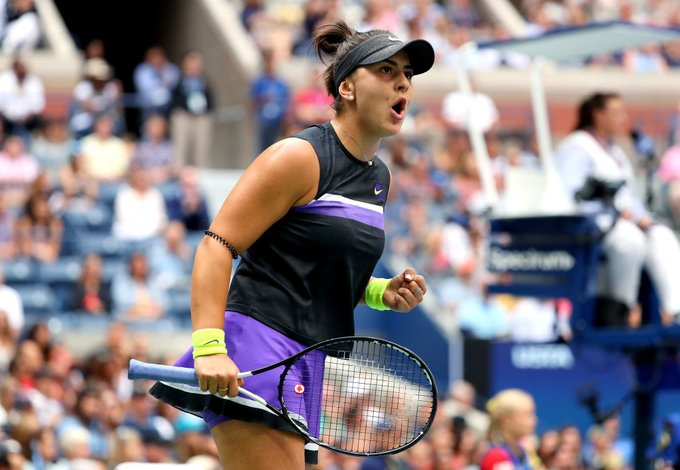 Bianca Andreescu o invinge pe Serena Williams in finala de la US Open