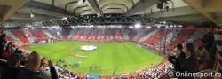 (VIDEO) Cea mai frumoasa atmosfera a serii de Champions League