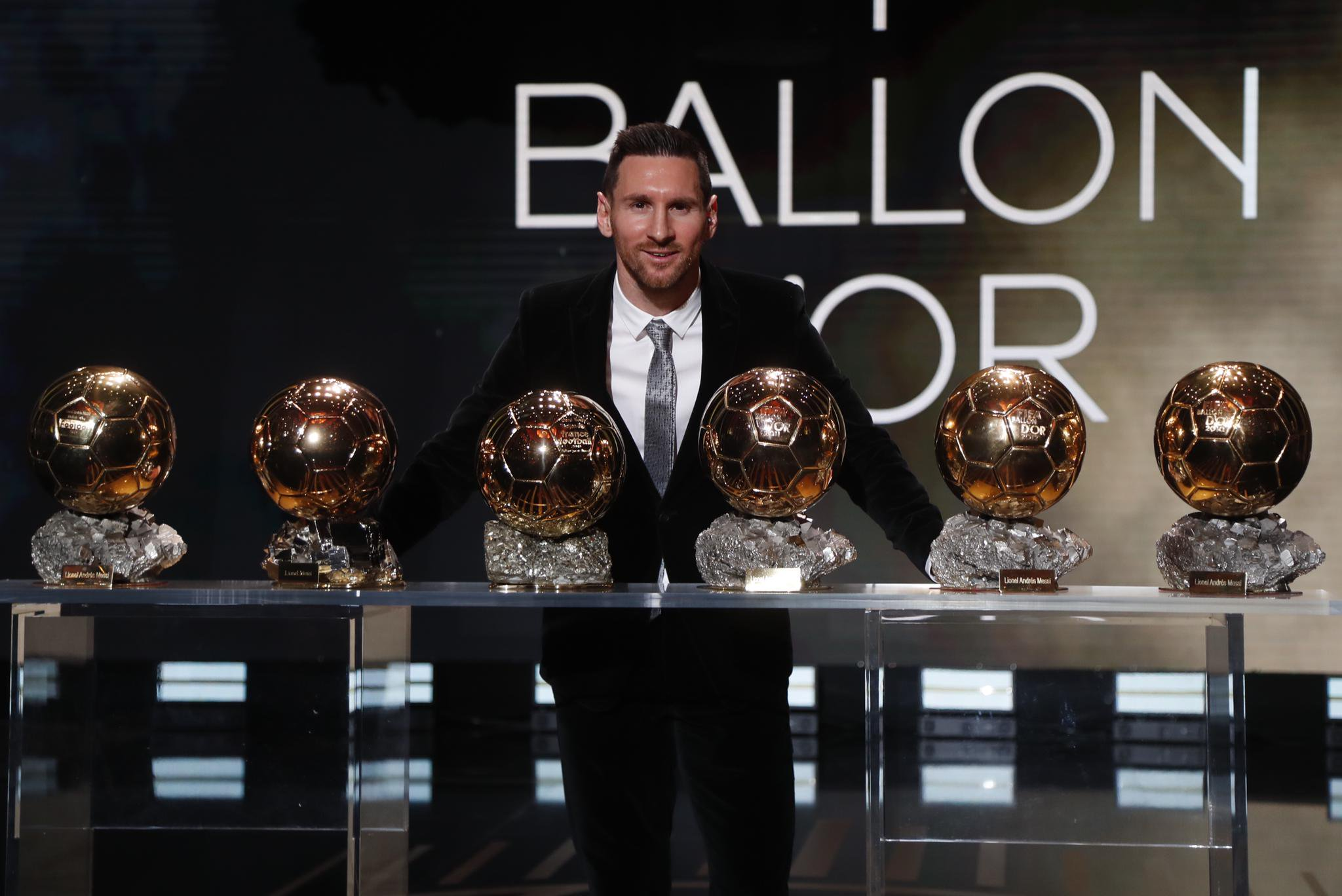 Oficial: Lionel Messi a obtinut Balonul de Aur! Argentinianul intra in istorie