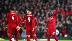 Victorii pentru Liverpool si Manchester City la final de an in Premier League
