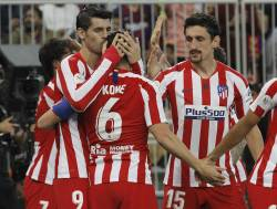 Atletico Madrid invinge Barcelona in Supercupa Spaniei