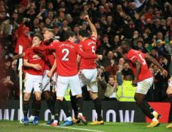 Manchester United s-a impus in derby-ul cu Manchester City