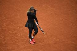 Serena Williams, OUT de la Roland Garros!