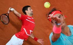 Asa am trait Djokovic - Nadal in finala de la Roland Garros