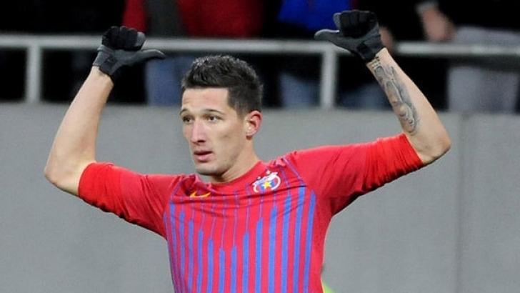 """Mihai Costea a revenit in Liga 1: """"Mult succes in tricoul ros-albastru"""" -  Onlinesport.ro"""