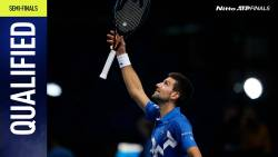 Novak Djokovic in semifinale la Turneul Campionilor