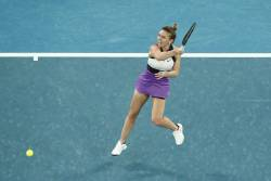 Asa am trait Simona Halep - Serena Williams in sferturi la Australian Open