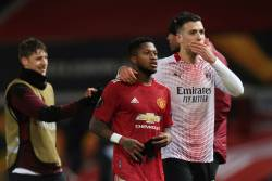 AC Milan - Manchester United, meciul zilei in optimile Europa League